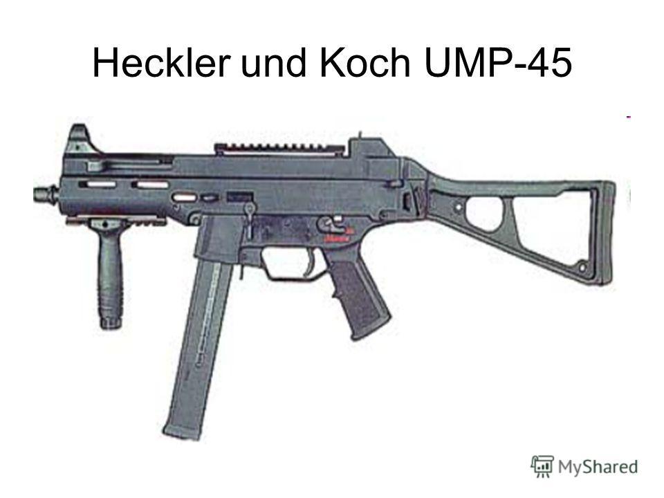 Heckler und Koch UMP-45