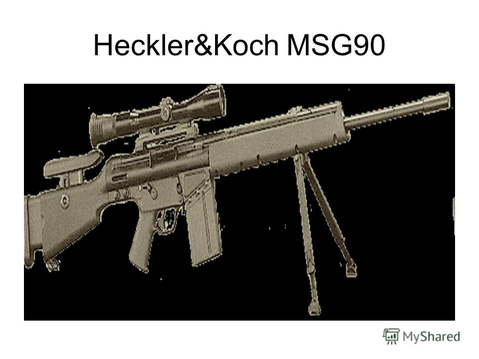 Heckler&Koch MSG90