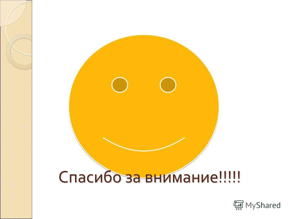 Спасибо за внимание!!!!! Спасибо за внимание!!!!!