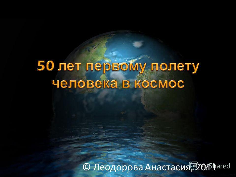 © Леодорова Анастасия, 2011
