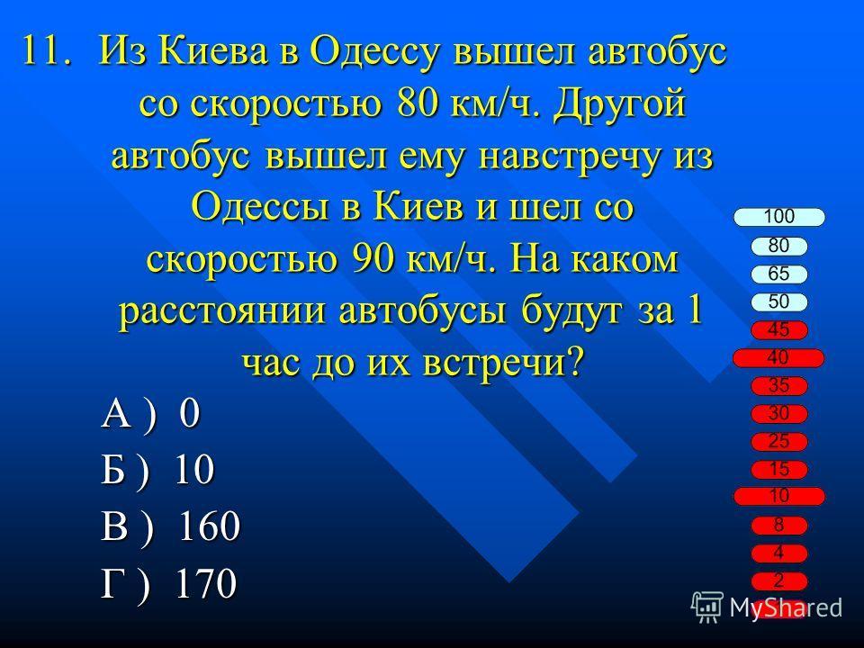 10. Каким словом обозначался миллион в Древней Руси? А ) тьма Б ) много В) туча Г ) очень много