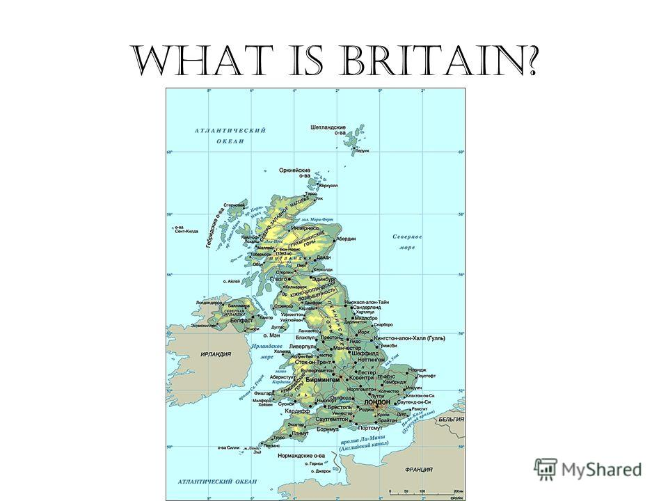 What is Britain?