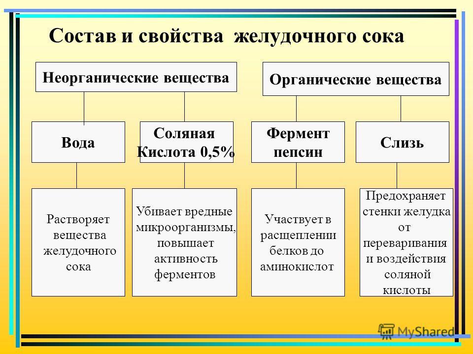 Сок Желудочный