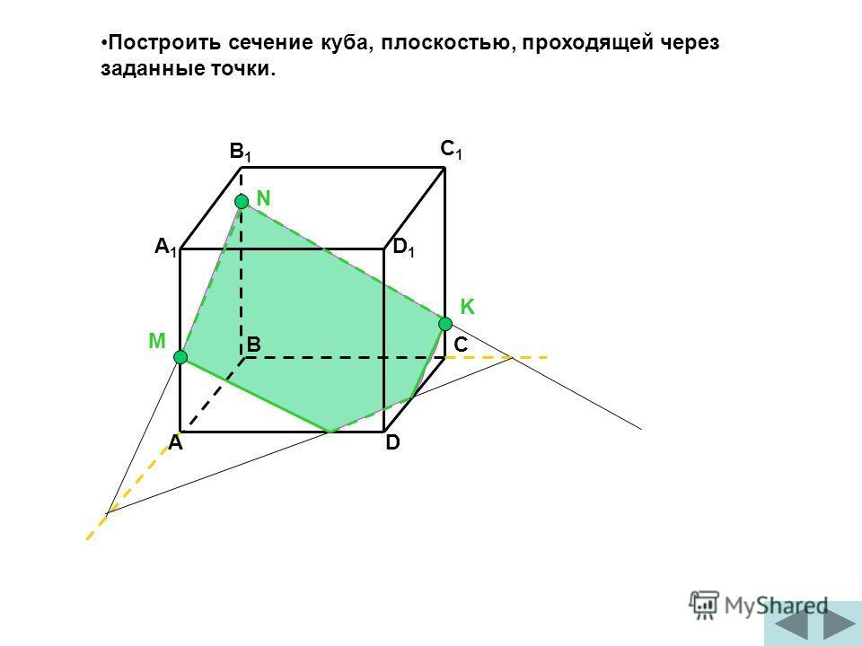 M N K A BC D A1A1 B1B1 C1C1 D1D1