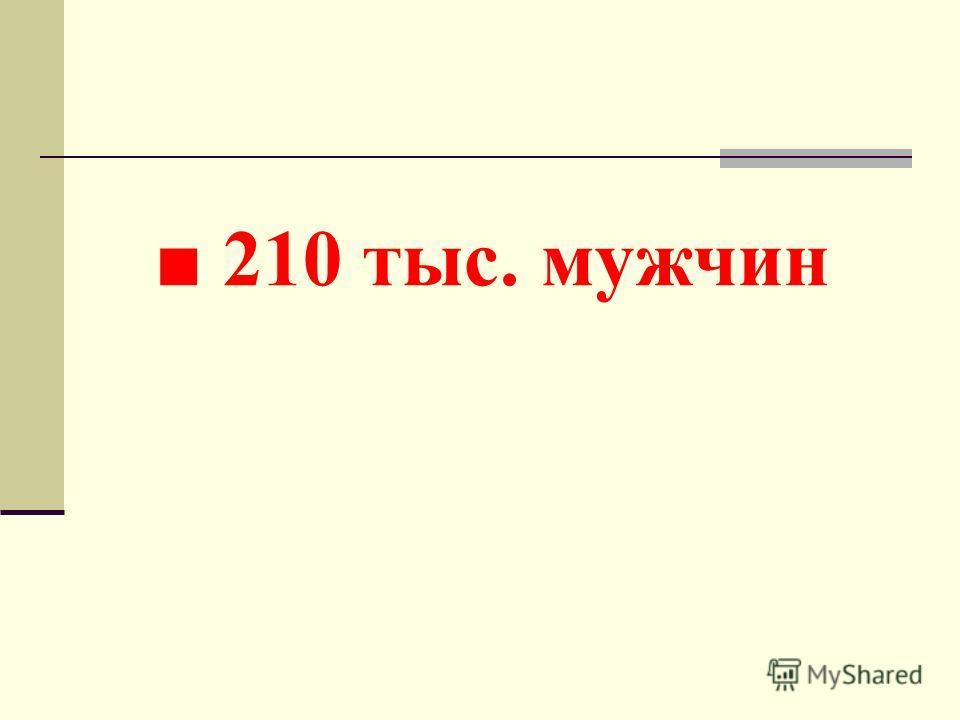 В России ежегодно умирает 500 тыс. мужчин среднего возраста. 42% из них умирают из-за болезней, связанных с курением. Сколько человек могли бы продолжить жить, если бы своевременно бросили курить?