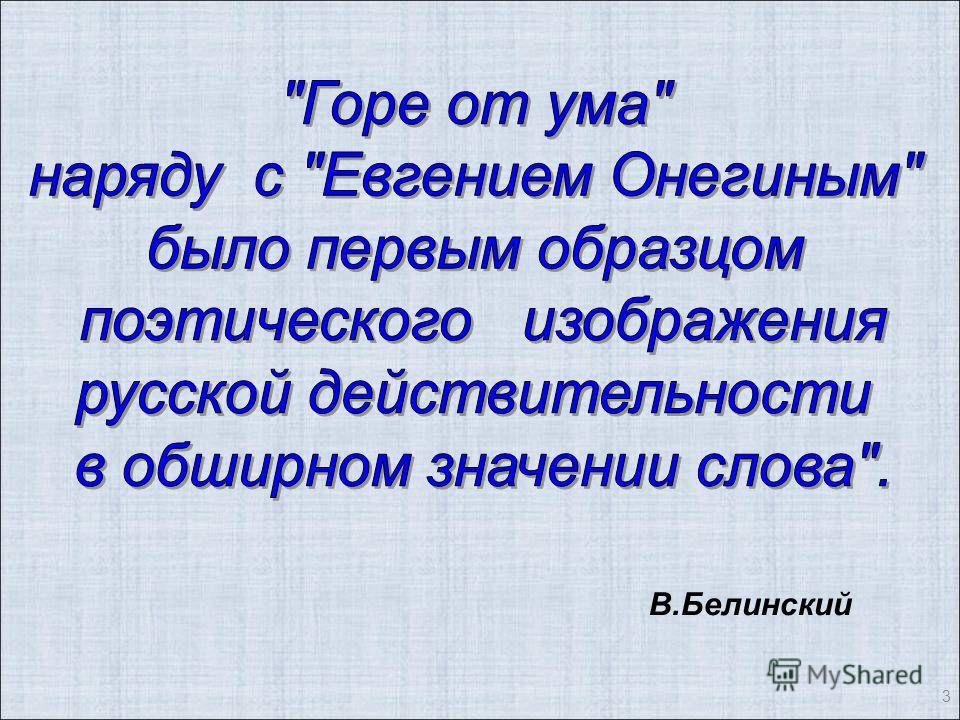 В.Белинский 3