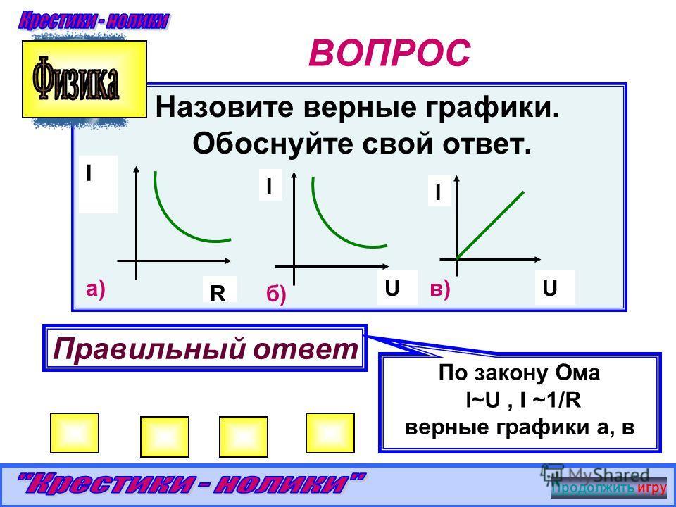 ВОПРОС Почему уравнение sin x cos x = 0,6 не имеет корней? Правильный ответ Уравнение не имеет корней, так как Продолжить игру