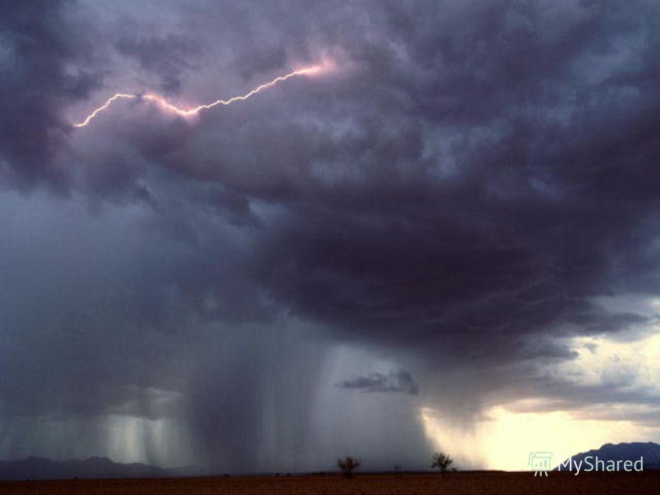 кучевые облака кучево-дождевыми или ливневыми С наступлением весны, а затем летом и осенью можно наблюдать красивые, похожие на отдельные белые клочья ваты кучевые облака. Они образуются при поднятии воздуха над нагретой поверхностью на высоте 2-3 км