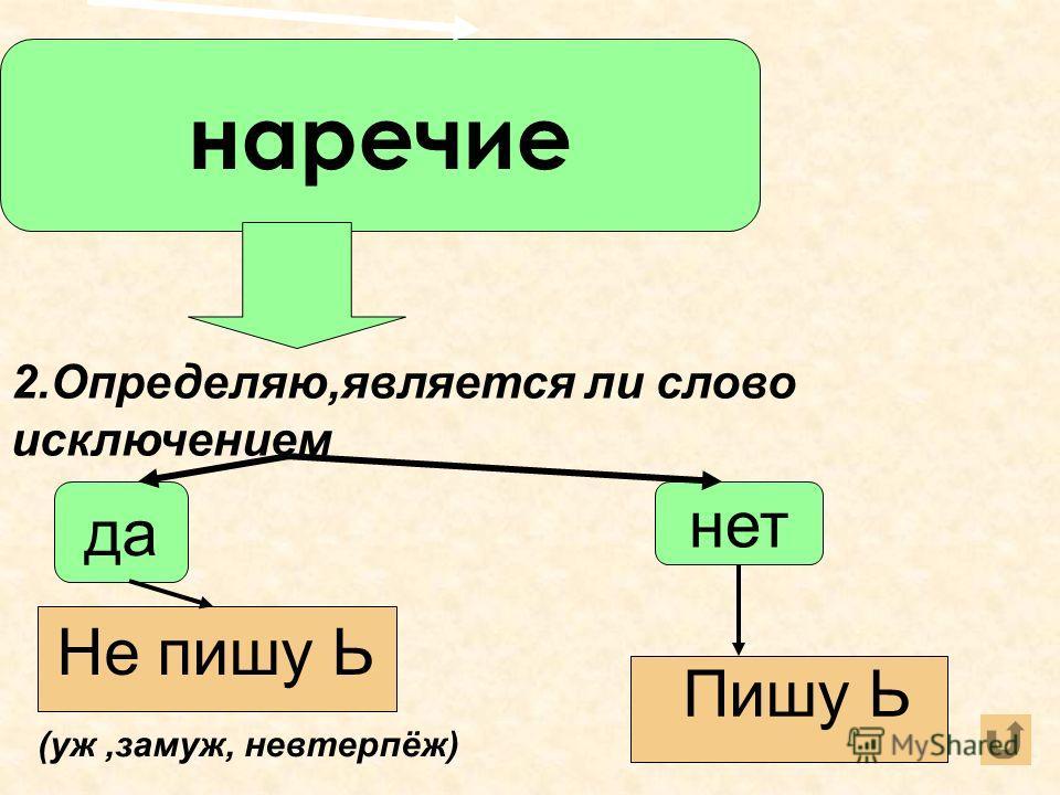 Краткое прилагательное Не пишу Ь