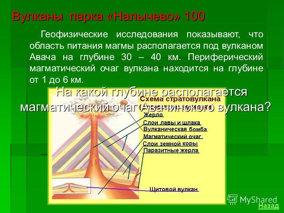 В боковых частях подножия Авачинского вулкана имеются боковые экструзии. Одна из них за свою оригинальную форму называется Верблюдом. Как образовалась гора Верблюд? Вулканы парка «Налычево» 60 Назад