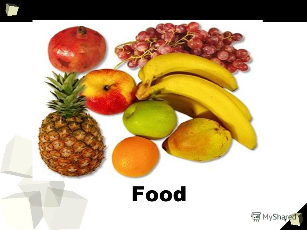 1 Food