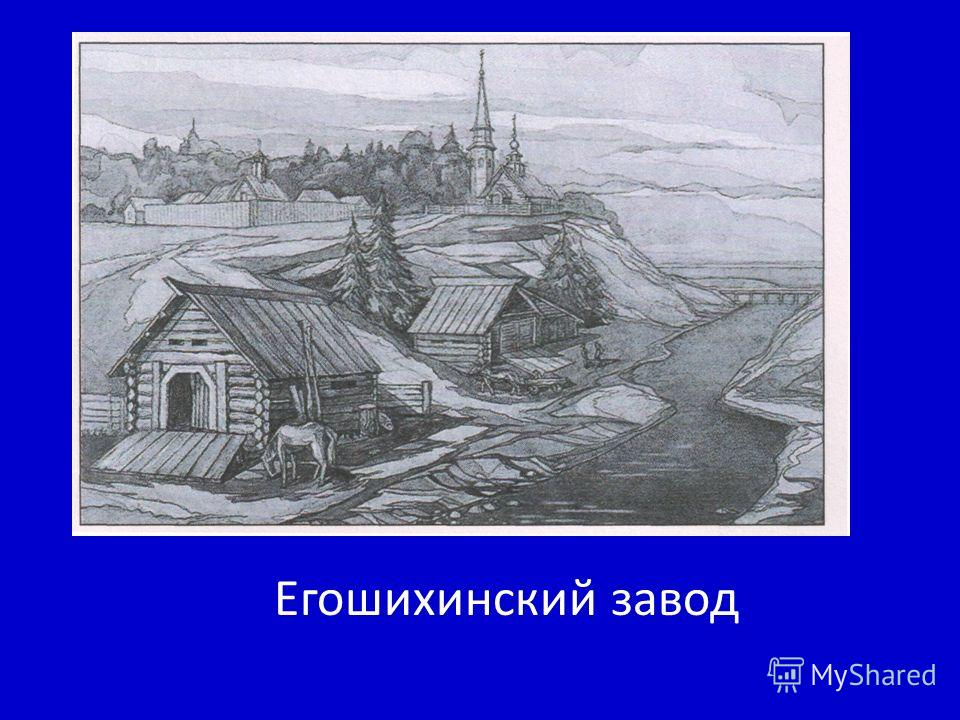 Егошихинский завод