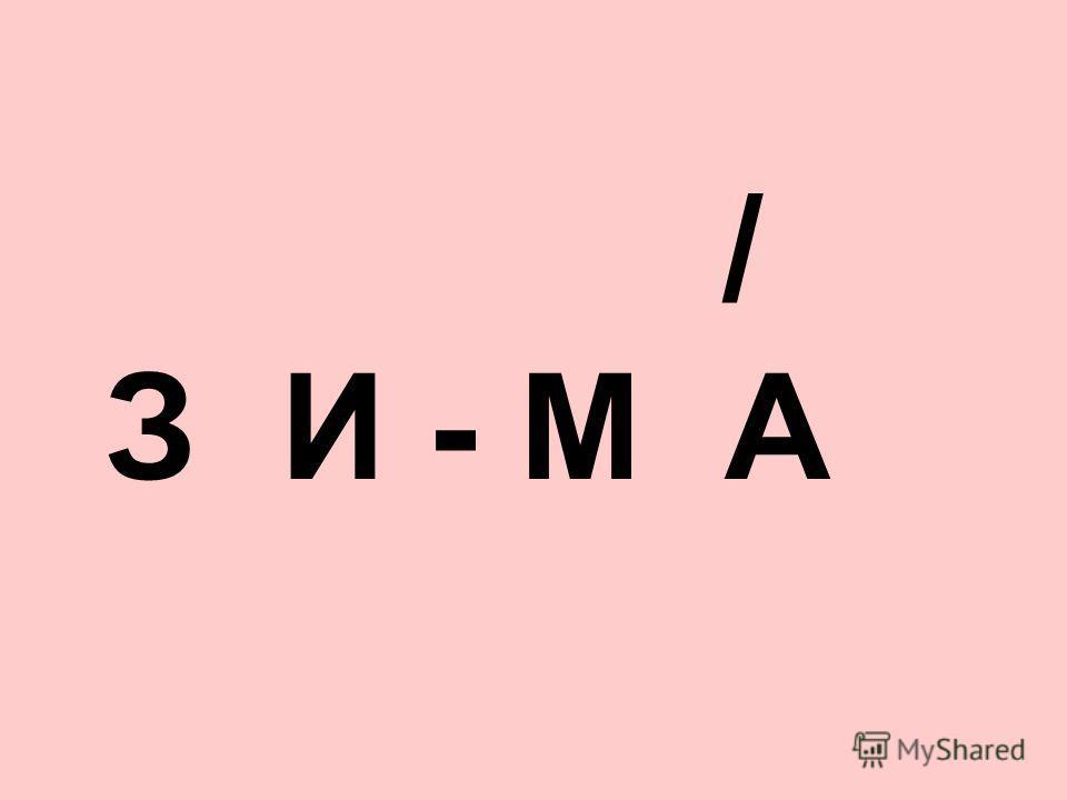 / З И - М А