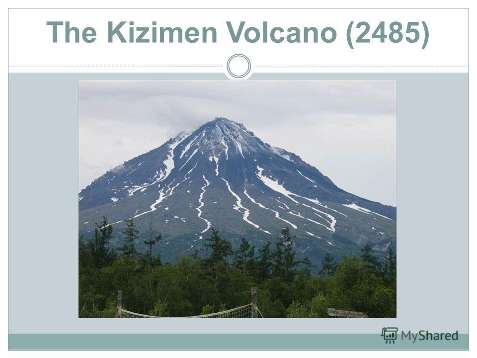 The Kizimen Volcano (2485)