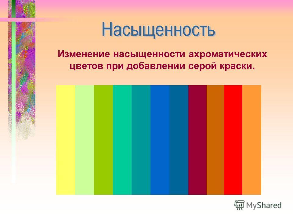 Как сделать насыщенные цвета 57
