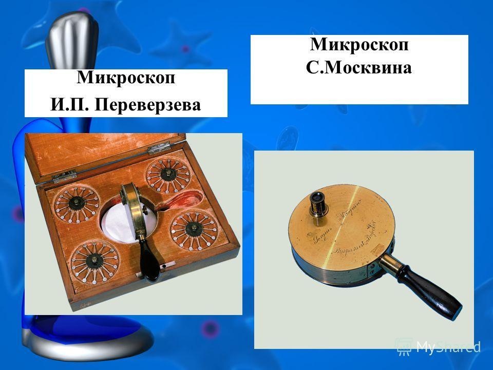 Микроскоп Фишера-Шевалье Микроскоп Ф.Эпинуса