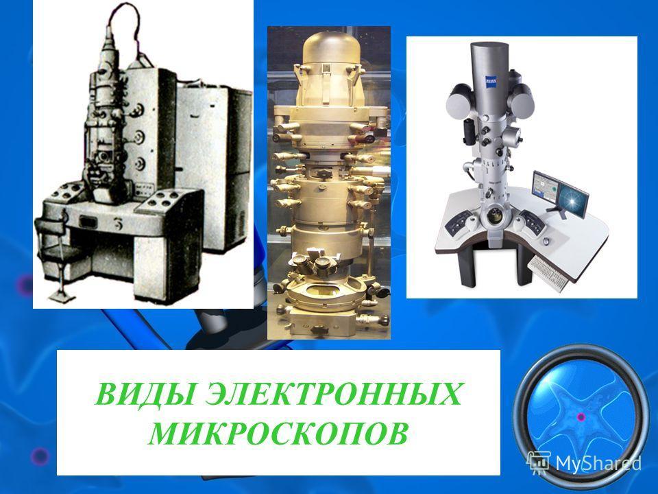 Микроскопы световые