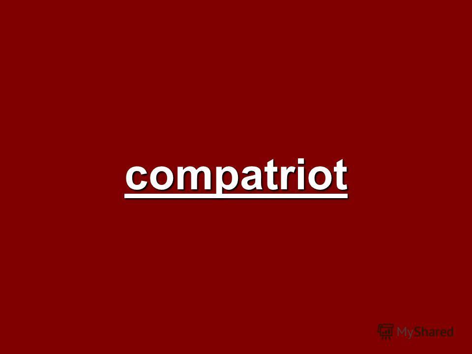 compatriot
