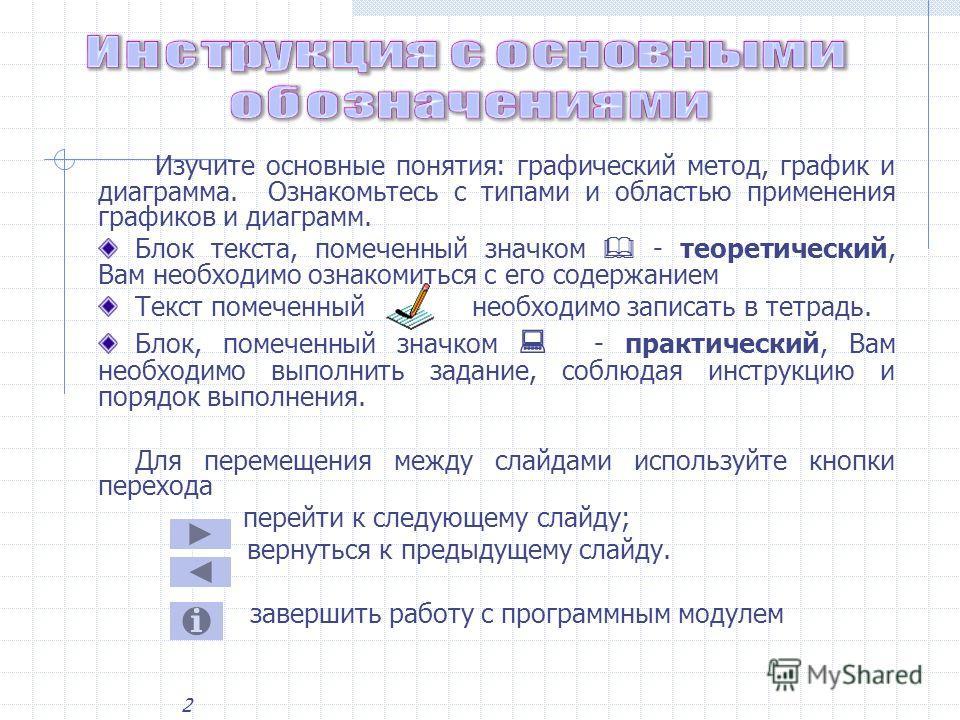 Графики и диаграммы в Microsoft Excel Для перехода к следующему слайду нажмите кнопку Соколова Ирина Александровна, 222-579-523 Презентация 2