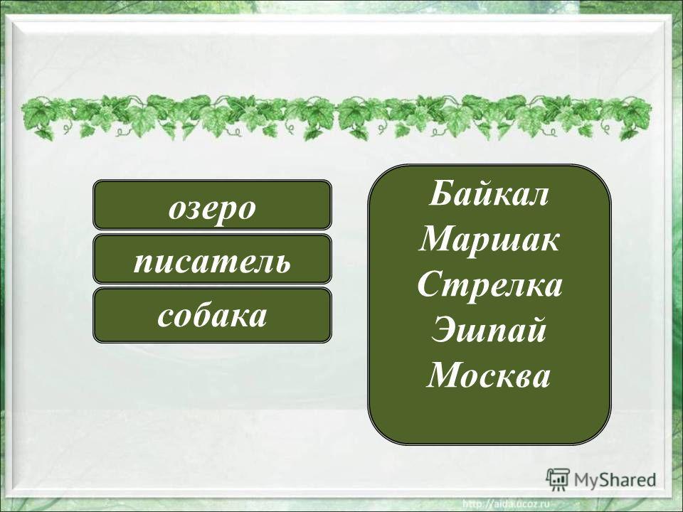 Байкал Маршак Стрелка Эшпай Москва озеро писатель собака