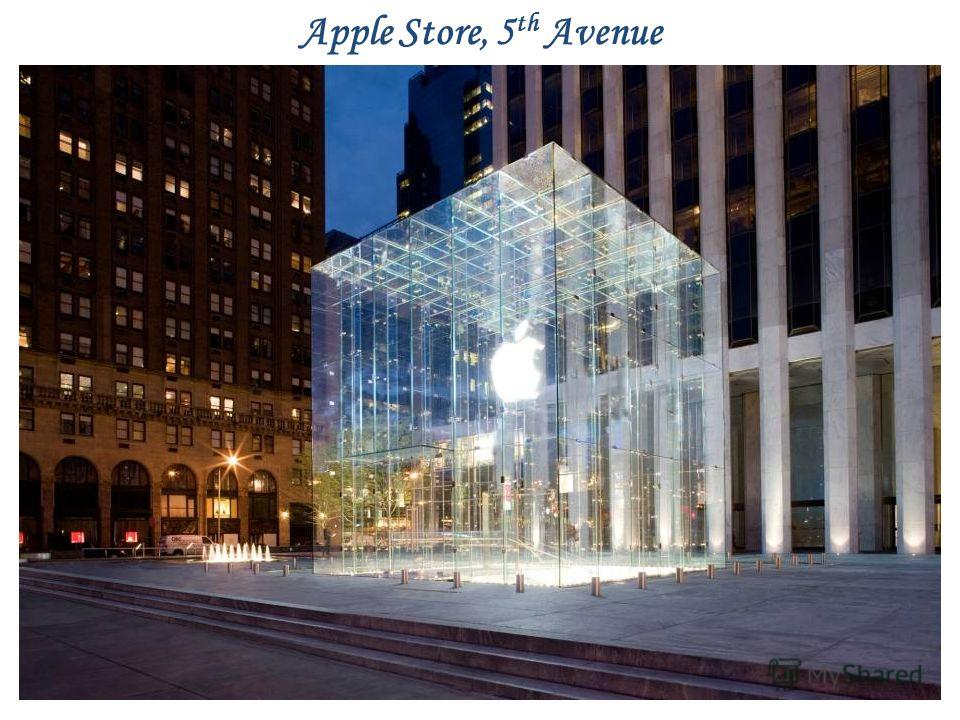 Apple Store, 5 th Avenue