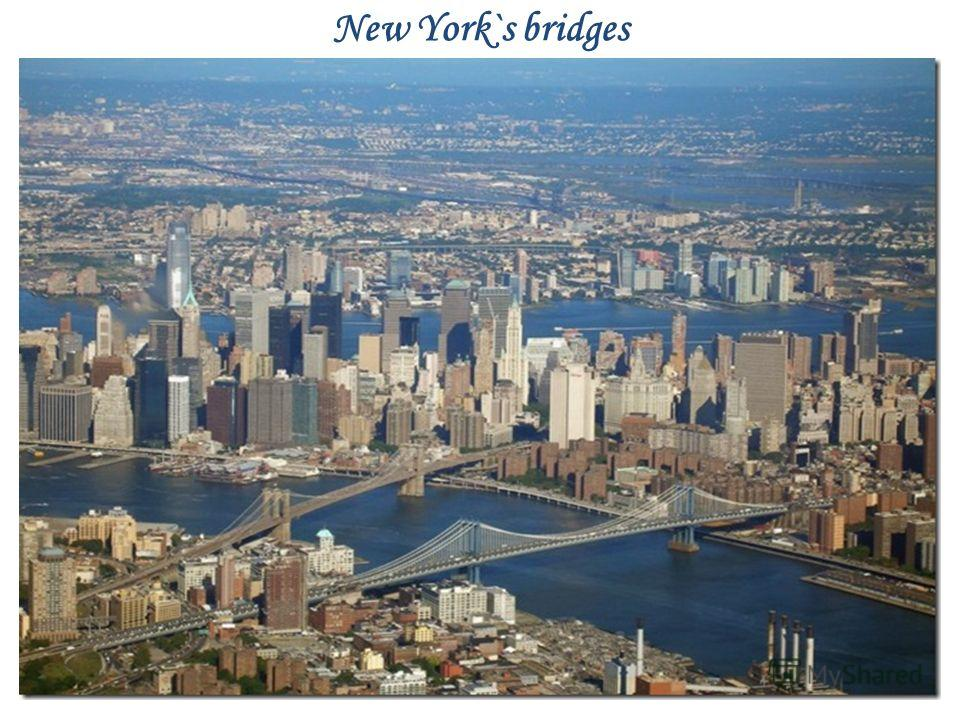 New York`s bridges