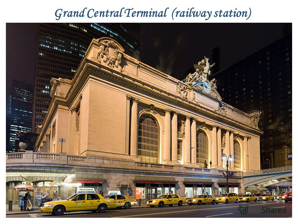 Grand Central Terminal (railway station)