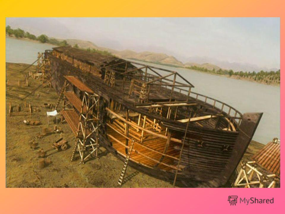 Ной- ветхозаветный патриарх Дерево Гофер, из которого был построен Ковчег