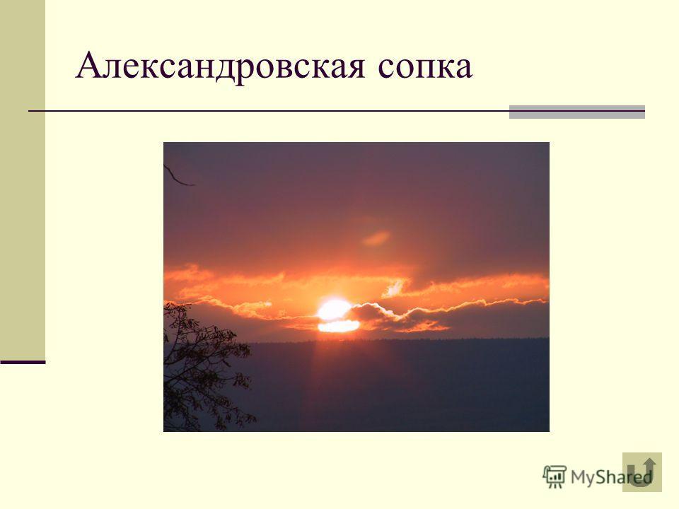 Александровская сопка