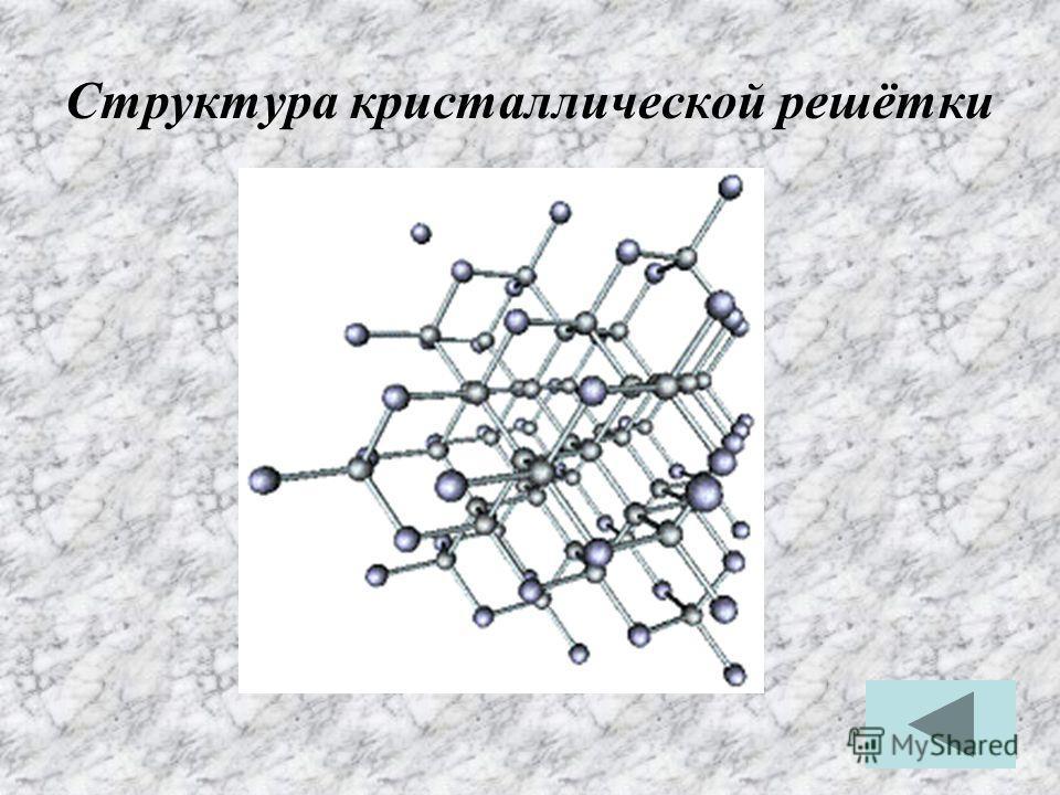 Тип химической связи: ковалентная неполярная Тип структуры кристаллической решётки: атомная
