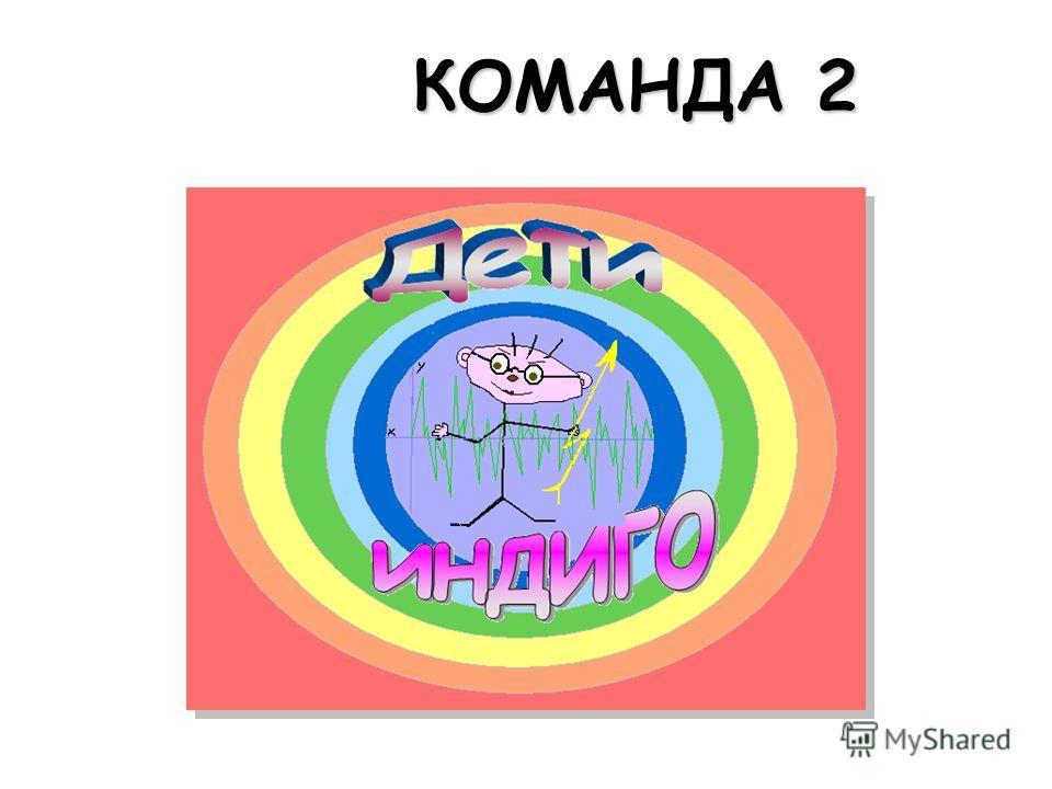 КОМАНДА 1