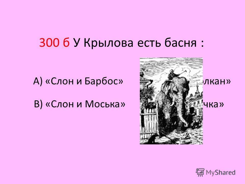 200 б.Чем была набита голова Винни- Пуха из сказки А. Милна? А) соломой Б) ватой В) умными мыслямиГ) опилками
