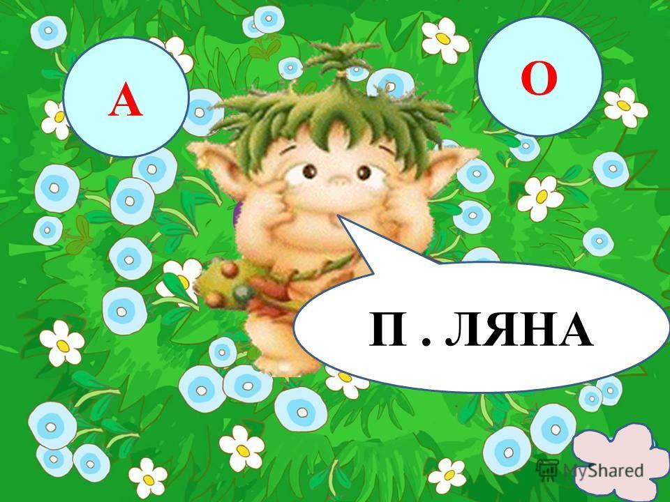 П. ЛЯНА А О