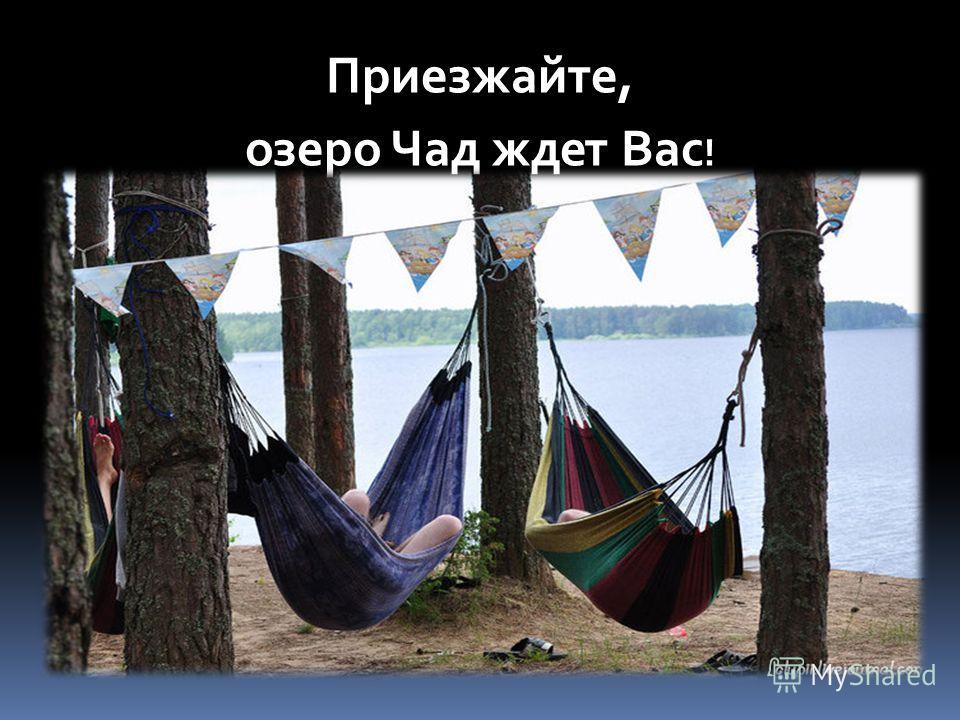 Приезжайте, озеро Чад ждет Вас !