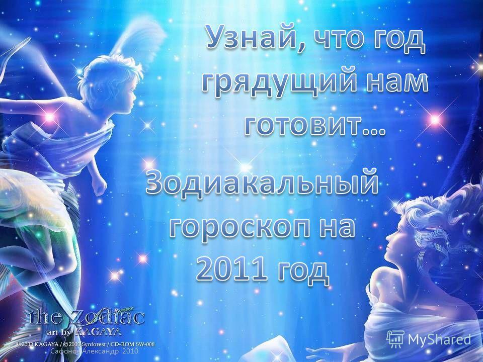 Сафонов Александр 2010