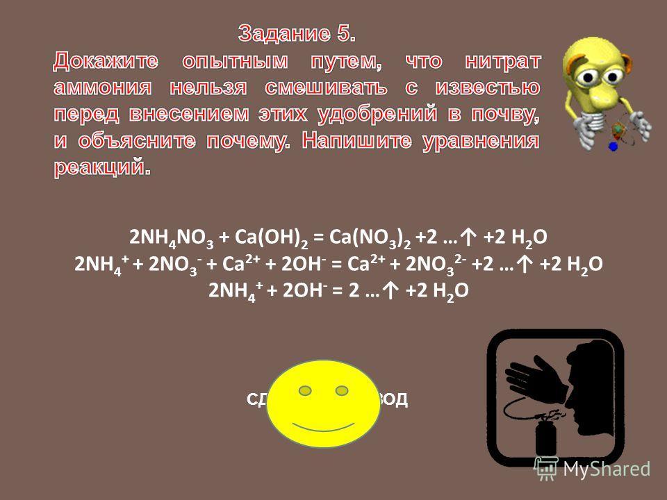SO 4 2- ? 2NaCl + SO 4 2- + BaCl 2 = 2NaCl + … + 2 Cl - Молочный осадок 2NaCl + SO 4 2- + BaCl 2 = 2NaCl + BaSO 4 + 2 Cl - СДЕЛАЙТЕ ВЫВОД