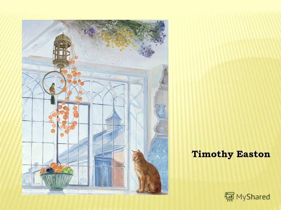Timothy Easton