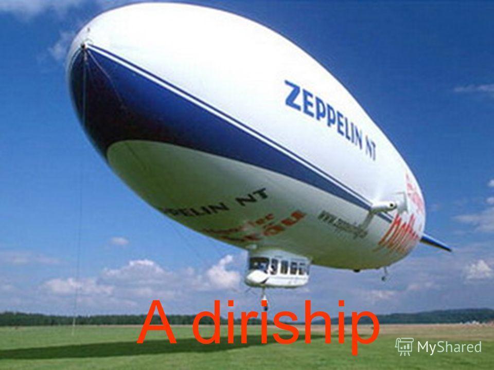A diriship