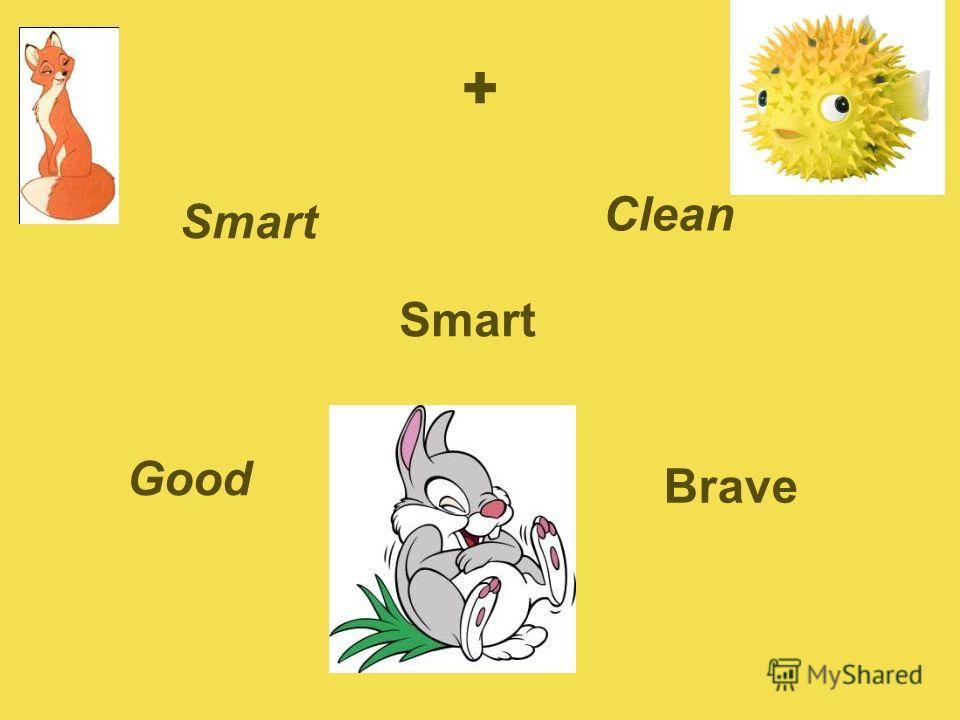 + Clean Brave Smart Good Smart