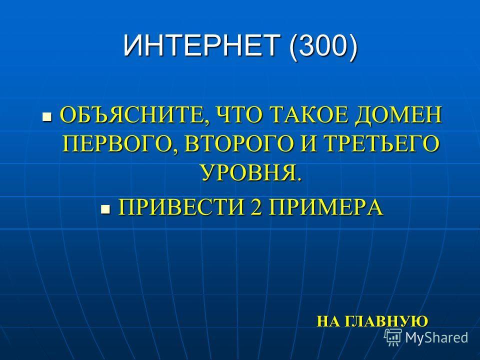 ПАСКАЛЬ (300) НАЙДИТЕ 3 ОШИБКИ! НАЙДИТЕ 3 ОШИБКИ! Program ex_1; VAR a,b,c:integer; a,b,c:integer; Begin Begin C=ab; C=ab; End; End; END. НА ГЛАВНУЮ НА ГЛАВНУЮ