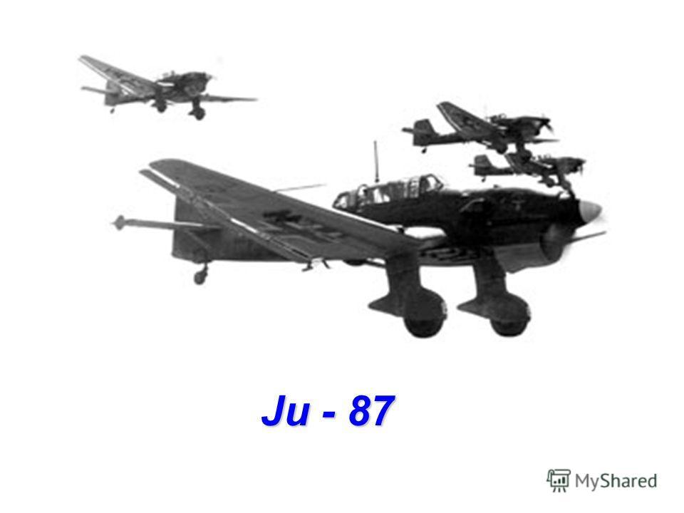 Ju - 87