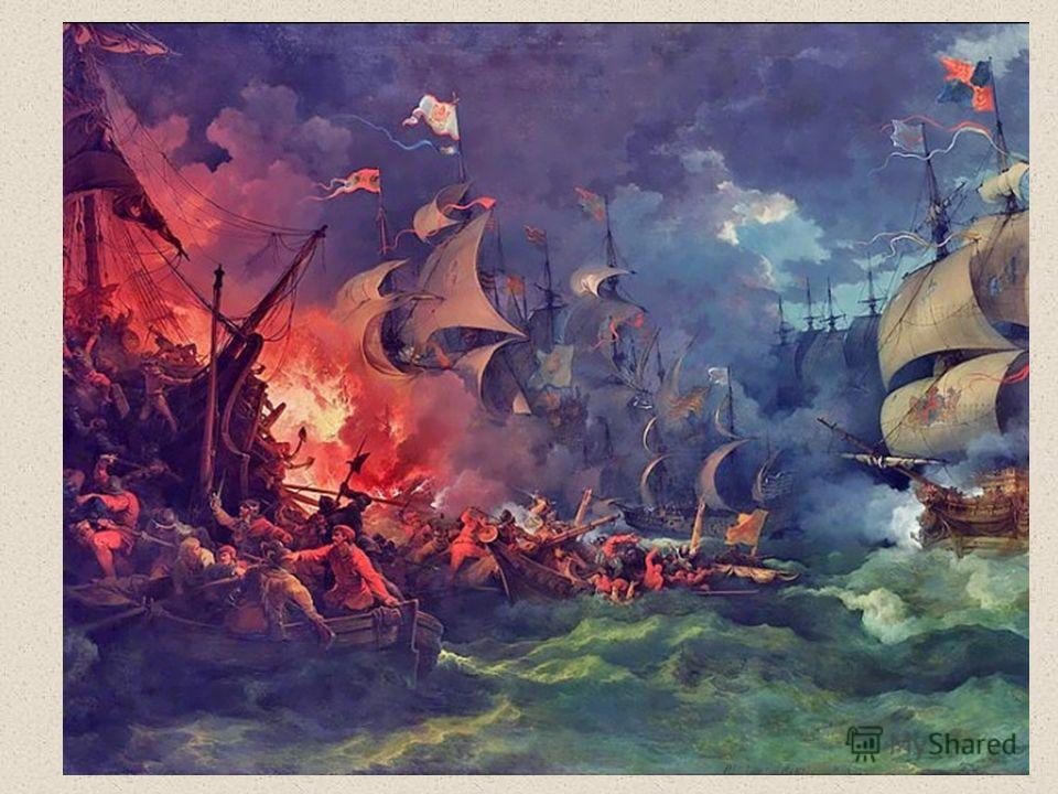 Какие отношения сложились у Англии и Испании?