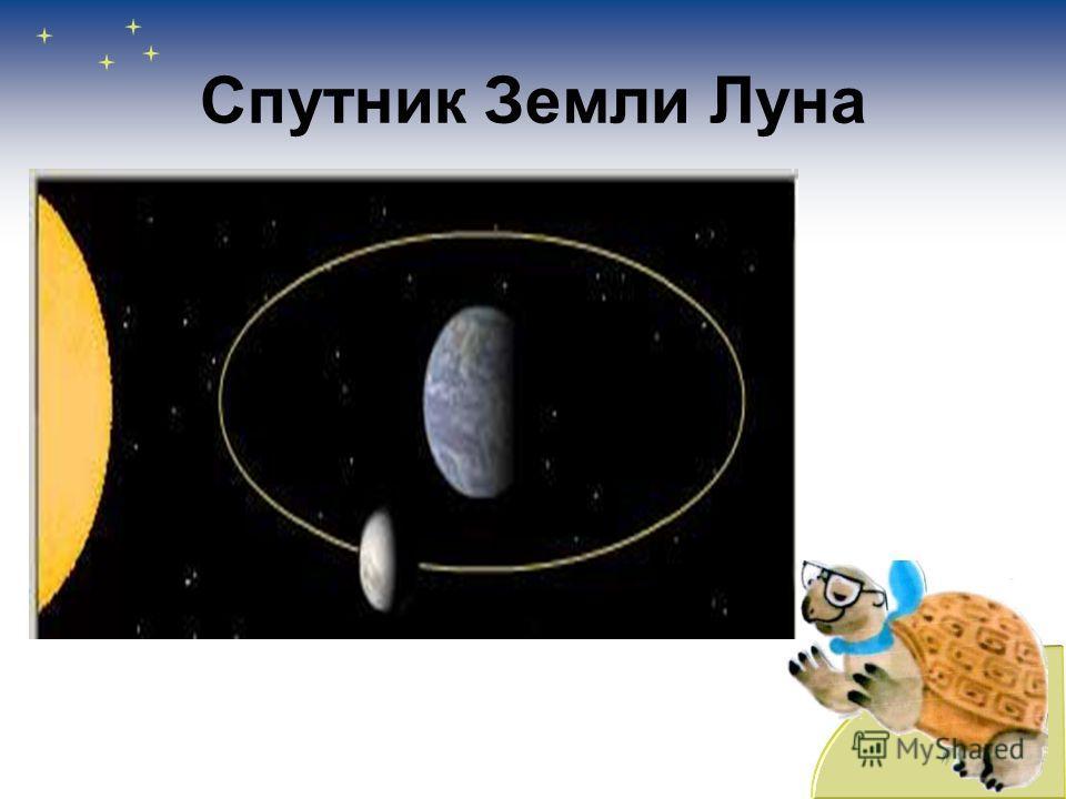 Что такое спутник? Спутник - тело, которое движется вокруг более крупного небесного тела.