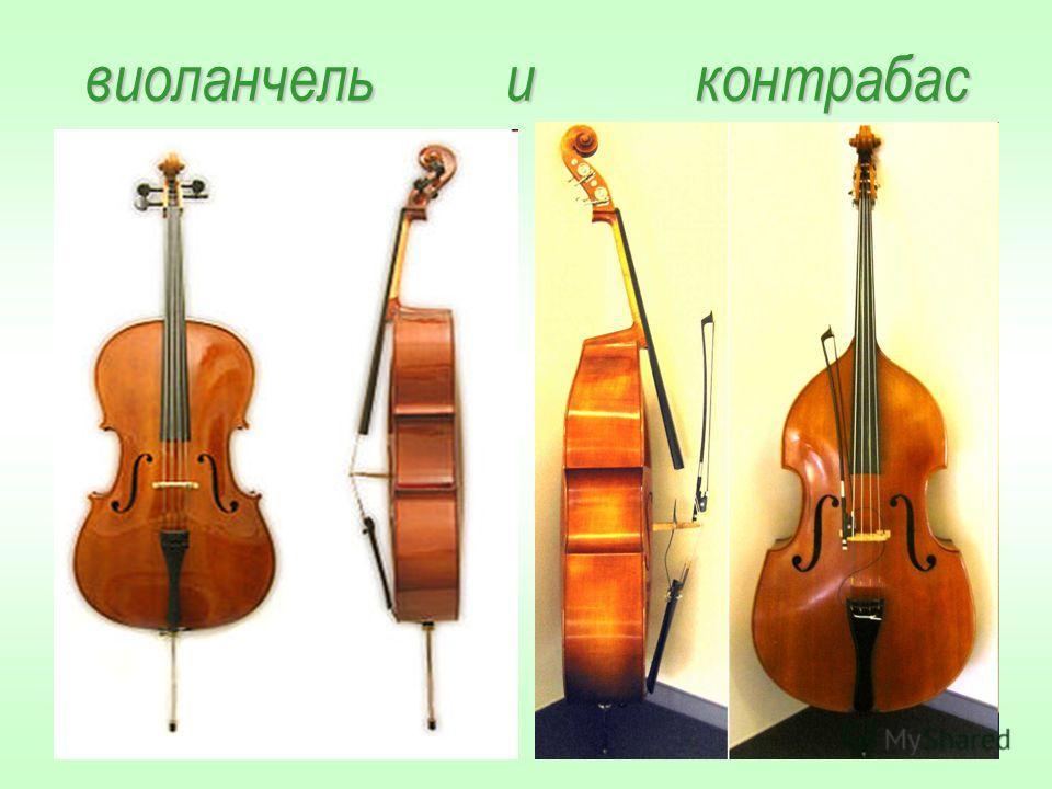 М.Е.Е.14 виоланчель и контрабас