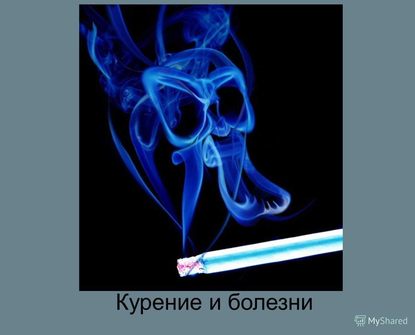 Курение и болезни
