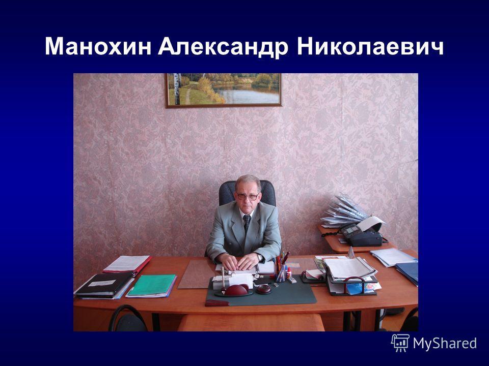 Манохин Александр Николаевич