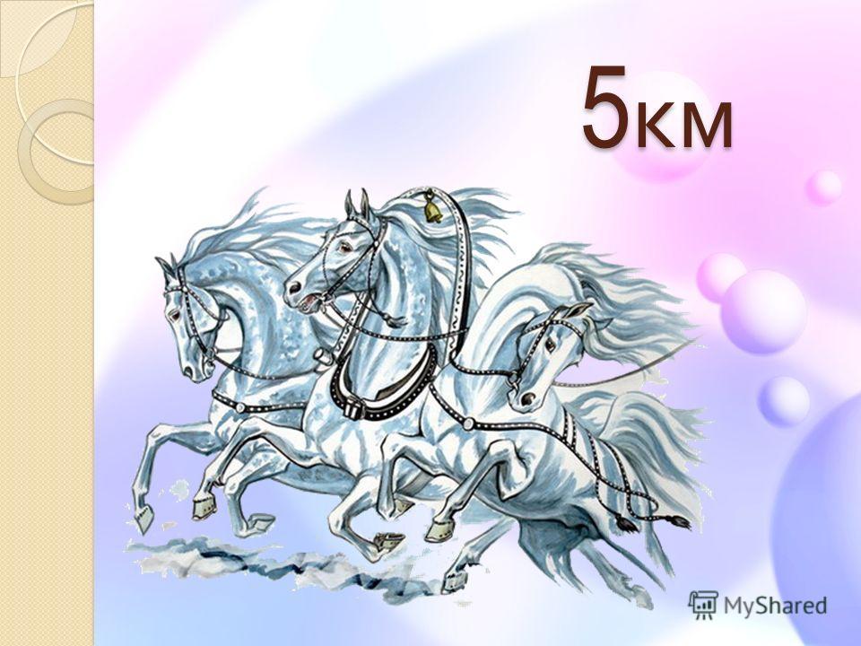 5 км 5 км