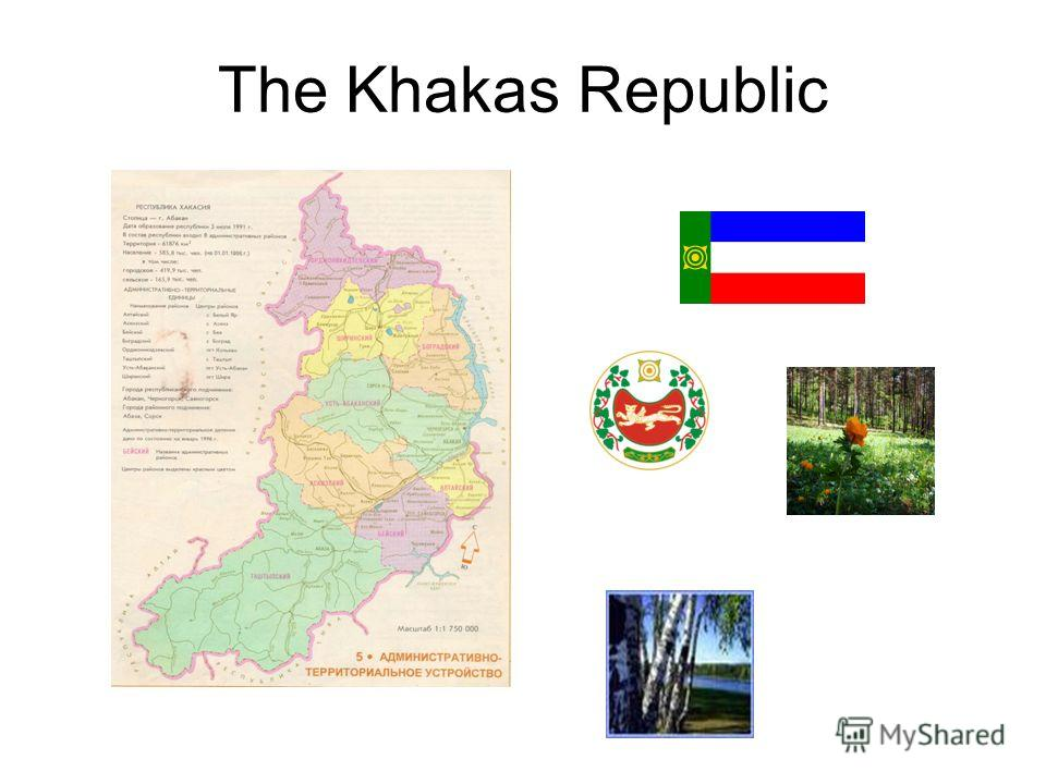 The Khakas Republic