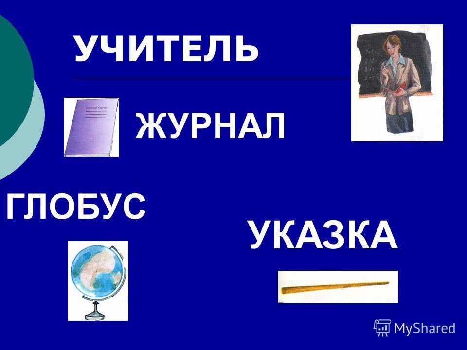 УЧИТЕЛЬ ЖУРНАЛ ГЛОБУС УКАЗКА