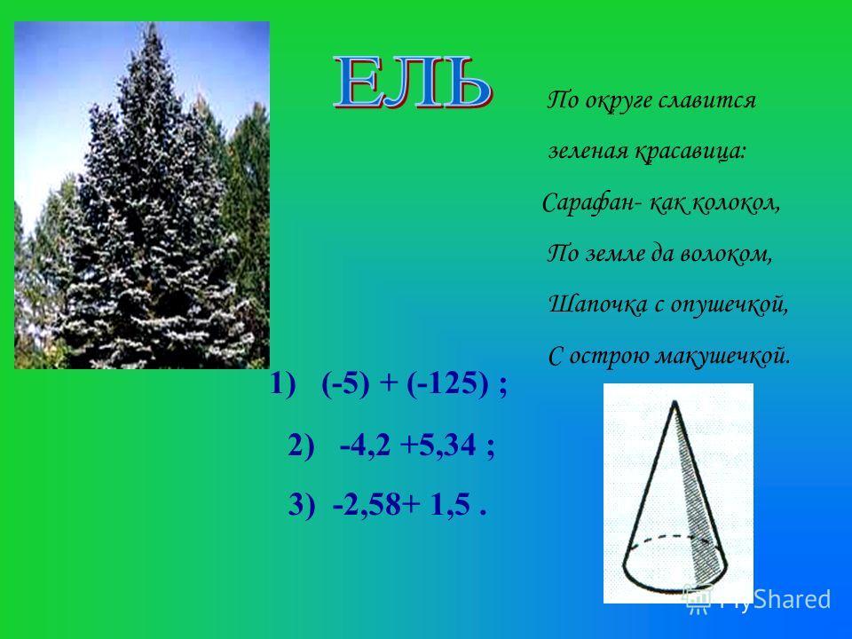 - 10 + 17- 2,3 +(-5,2)0,25 + 7 + (-0,25) 0,75 + 7 - 1,5 * : ( : 0,25) 7 -7,5 7 ЕвклидПифагор Рене Декарт Выполните действия: